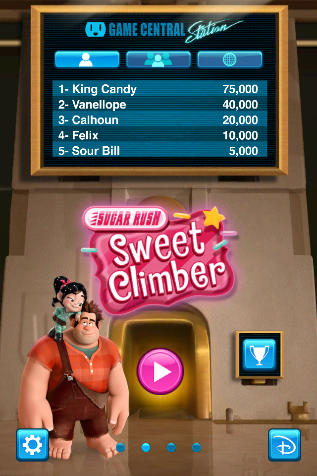 Screenshot Wreck-it Ralph