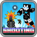 Iron Blocks 3D Hero Shooting and Hunt Pro -